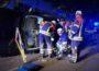Bericht der Feuerwehr zum Verkehrsunfall