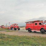 Großes Interesse an historischer Feuerwehrtechnik