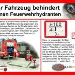 Die Feuerwehr hilft – helfen Sie der Feuerwehr