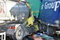 Schwerer Verkehrsunfall auf der A 6 – Vollsperrung am Ak Walldorf in Fahrtrichtung Heilbronn