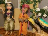 Samstag und Sonntag:  Julnar, die Meerfrau.  Marionetten-Märchen für große Leute