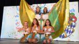 KG Blau-Weiss Wiesloch hat die Kampagne 2018 glanzvoll eröffnet …