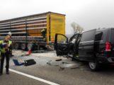 weitere Details der Polizei zum Unfall auf der A6