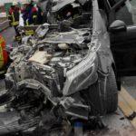 Bericht der Feuerwehr: Verkehrsunfall mit 1 Toten