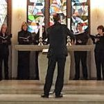 """Heute Musikalische Andacht """"Magnificat"""" mit dem Motetten-Chor"""