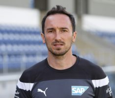 Roberto Pinto neuer Cheftrainer der U19