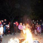 Gruselig war sie wieder – die Kinder-Halloween-Party der SG Walldorf Astoria
