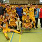 Polizeirevier Hockenheim gewinnt Behördenfußballturnier