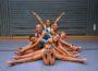 Gauliga-Wettkampf der Turnerinnen der SG Walldorf Astoria