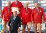 Judoka des TSG bei den Weltmeisterschaften der Masters