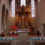 """CAMERATA CAROLINA mit Bachs Weihnachtsoratorium  im """"Dom des Angelbachtals"""""""