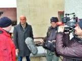 SWR- Wetter-reporter zu Gast in Wiesloch – heute in der Landesschau