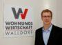 Wechsel beim Eigenbetrieb Wohnungswirtschaft Walldorf