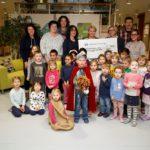 Wo Sankt Martin beim Spenden hilft – Kommunaler Kindergarten unterstützt Kinderplanet