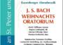CAMERATA CAROLINA mit Bachs Weihnachtsoratorium  in Peter und Paul in Rauenberg