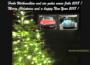 Freunde historischer Fahrzeuge Wiesloch grüßen zum Neuen Jahr