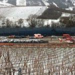 Verkehrsunfall – Bericht der  Feuerwehr