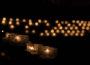 Morgen Lichterkirche in St. Laurentius