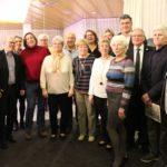 Neujahrstreffen 2018 bei der TG 1889 Sandhausen