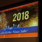 Beschwingt ins neue Jahr beim Neujahrsempfang in Walldorf