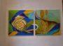 """""""Linie – Farbe – Struktur"""" – Ausstellung in der Galerie Alte Apotheke"""