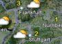 DWD warnt: Nachts wiedere frostig mit Glättegefahr und Nebel