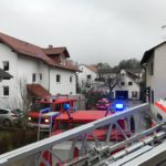 Feuerwehr unterstützt den Rettungsdienst beim Krankentransport