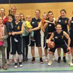TG Sandhausen Basketball: Souveräner Einzug in die Südwestdeutschen Meisterschaften