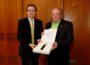 Ehrung des Gemeindetags für Wilfried Weisbrod – 30 Jahre im Gemeinderat Walldorf