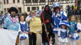 Kapitulationsbedingungen + Video der gesamten Rathausstürmung Wiesloch 2018