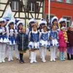 Prunksitzung der KG Blau Weiss