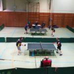 TTF 2 holt den Derbysieg gegen TTC Baiertal. Achtung: Neue homepage