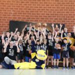 Faschings-Camp der Wild Bees-Basketballer