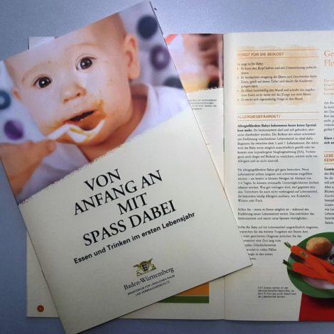 """""""Babykost selbst gekocht""""  – Bewusste Kinderernährung"""