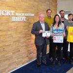 27. Stadtlauf in Wiesloch findet am 15. April 2018 statt …
