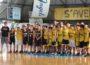 Wild Bees Basketball Sandhausen: Besuch der U16m-Nationalmannschaft aus San Marino