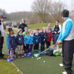 Talente gesucht vom Golfclub SLR. Sporttalente aufgepasst. Anmeldung nur noch bis 06.März