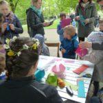 """Kükentreffen """"Rund um's Ei"""" von WiWa Familie und NABU Wiesloch am Ostersamstag"""