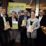 Ein Jahr Fairtrade-Stadt Walldorf  mit positiver Bilanz