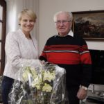 Alt-Bürgermeister Heinz Merklinger feierte seinen 75. Geburtstag
