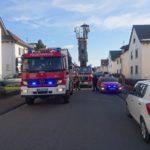 Feuerwehr unterstützt Rettungsdienst