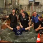Kommt alle: Kaltwasser-Grill-Challenge der Altwieslocher Kerweborschde