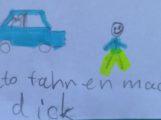 Verkehrsaktionstag an der Wieslocher Schillergrundschule
