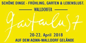 AQWA - Gartenlust 2018