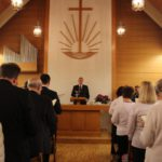 Die Auferstehung Jesu bezeugen – Gottesdienst mit Apostel Bansbach in der neuapostolischen Kirche