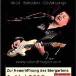"""Morgen, am 1. Mai feiert das  Restaurant """"Am Bottloch"""" in Frauenweiler  große Biergarteneröffnung  mit Livemusik"""