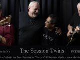 WohnzimmerKonzert  mit  The Session Twins