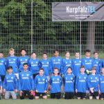 Unterstützung der  C-Jugend des VfB Wiesloch
