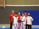 Sensationelles Ergebnis beim U21 Karate Randori