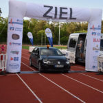 Zieleinlauf Firmenlauf Walldorf 2018